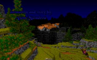 Ecstatica PC MS-DOS 1994 004