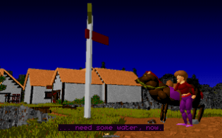 Ecstatica PC MS-DOS 1994 008