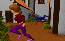Ecstatica PC MS-DOS 1994 010
