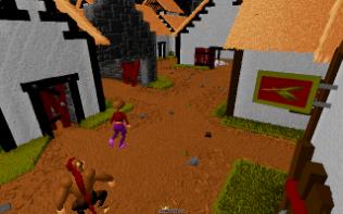 Ecstatica PC MS-DOS 1994 016