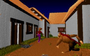 Ecstatica PC MS-DOS 1994 017