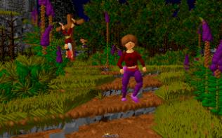 Ecstatica PC MS-DOS 1994 018