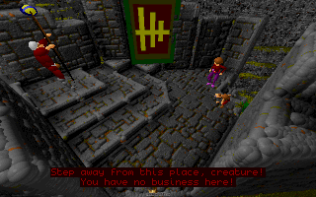 Ecstatica PC MS-DOS 1994 022