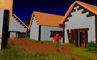 Ecstatica PC MS-DOS 1994 024