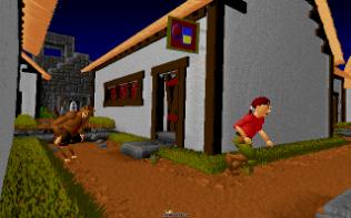Ecstatica PC MS-DOS 1994 025