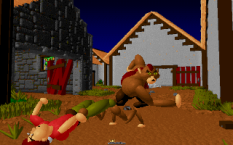 Ecstatica PC MS-DOS 1994 027