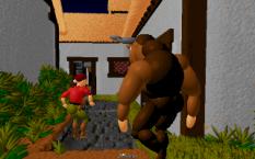Ecstatica PC MS-DOS 1994 033