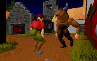 Ecstatica PC MS-DOS 1994 034