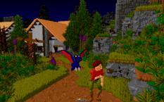 Ecstatica PC MS-DOS 1994 035