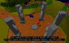 Ecstatica PC MS-DOS 1994 036