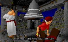 Ecstatica PC MS-DOS 1994 041