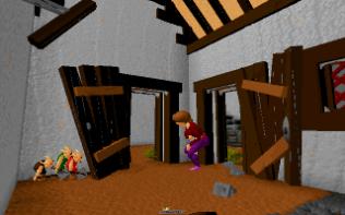 Ecstatica PC MS-DOS 1994 043