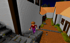 Ecstatica PC MS-DOS 1994 044