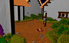 Ecstatica PC MS-DOS 1994 049