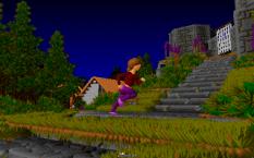 Ecstatica PC MS-DOS 1994 050