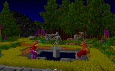 Ecstatica PC MS-DOS 1994 051