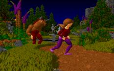 Ecstatica PC MS-DOS 1994 053