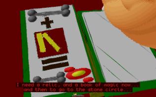 Ecstatica PC MS-DOS 1994 063