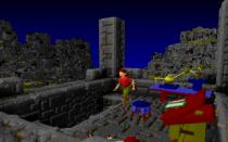 Ecstatica PC MS-DOS 1994 064