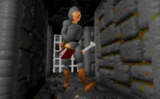 Ecstatica PC MS-DOS 1994 076