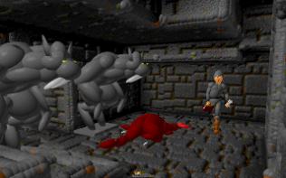 Ecstatica PC MS-DOS 1994 077