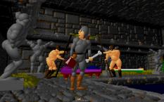 Ecstatica PC MS-DOS 1994 078