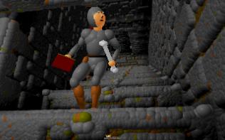 Ecstatica PC MS-DOS 1994 080