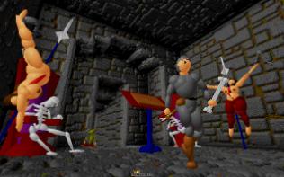 Ecstatica PC MS-DOS 1994 085