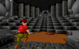 Ecstatica PC MS-DOS 1994 088