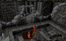 Ecstatica PC MS-DOS 1994 090