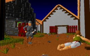 Ecstatica PC MS-DOS 1994 095