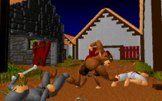 Ecstatica PC MS-DOS 1994 096