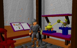 Ecstatica PC MS-DOS 1994 099