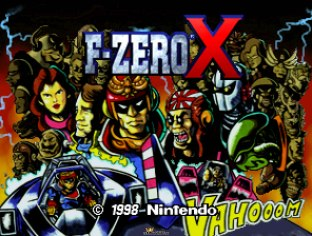 F-Zero X N64 01