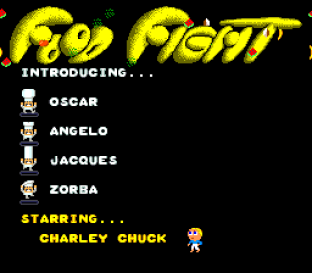Food Fight Arcade 01