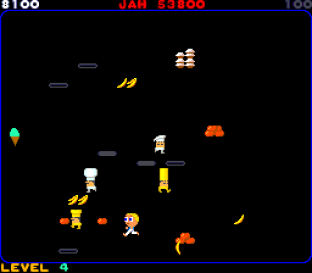 Food Fight Arcade 20