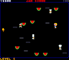 Food Fight Arcade 22