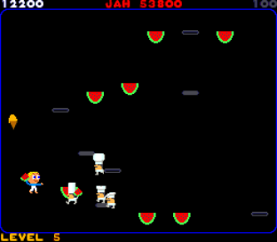 Food Fight Arcade 23