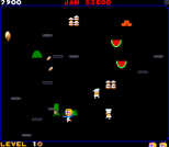 Food Fight Arcade 40