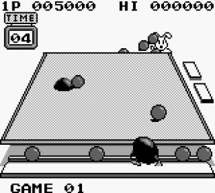 Penguin Wars Game Boy 09