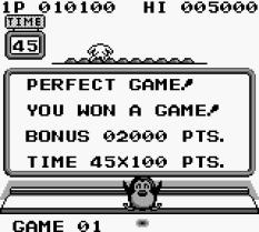 Penguin Wars Game Boy 11