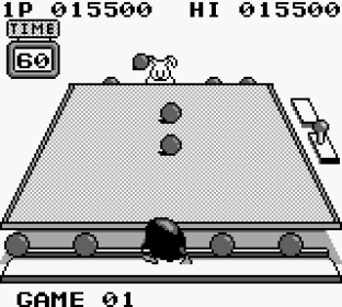 Penguin Wars Game Boy 12