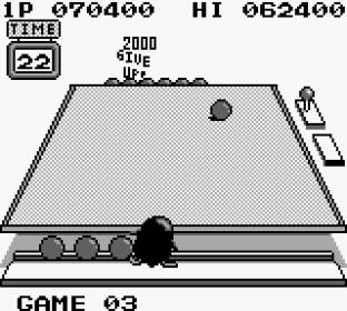 Penguin Wars Game Boy 56