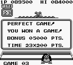 Penguin Wars Game Boy 65