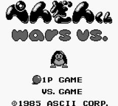 Penguin Wars Game Boy 76