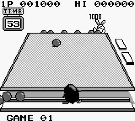 Penguin Wars Game Boy 78