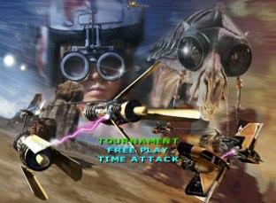 Star Wars Episode I - Racer N64 01