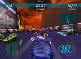 Star Wars Episode I - Racer N64 09