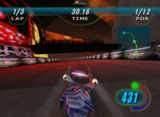 Star Wars Episode I - Racer N64 12