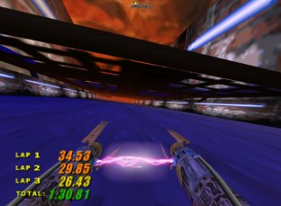 Star Wars Episode I - Racer N64 20